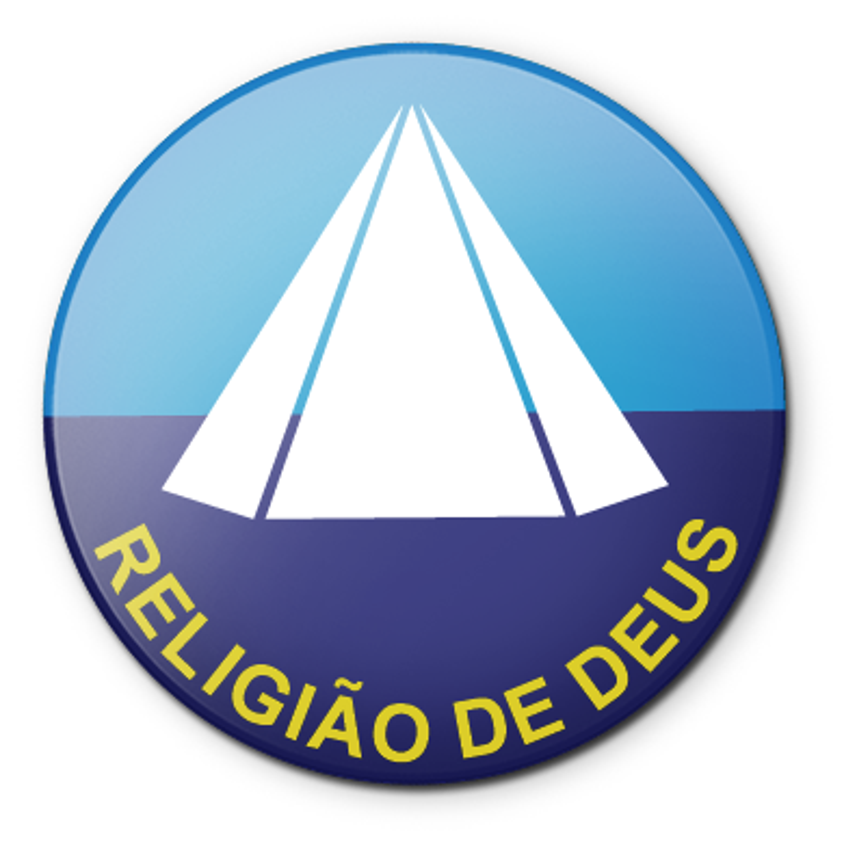 RELIGIÃO DE DEUS, DO CRISTO </br>E DO ESPÍRITO SANTO